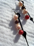 Clock Hand Pearls $39